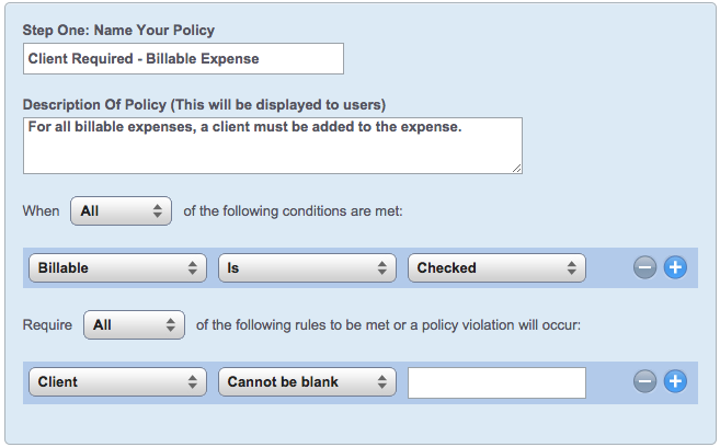 company policy template .